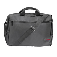 "Promate ""Gear"" Lightweight Messenger Bag with Front Storage Zipper for Laptops up to 15.6"""
