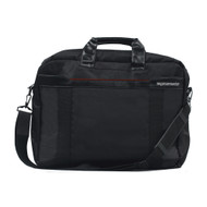 "Promate ""Solo"" Lightweight Messenger Bag with Front Storage Option for Laptops up to 15.6"" and Comfo"