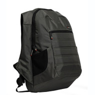 "Promate 'Zest' Multi-function Backpack for Laptops Up to 15.4"" with Multiple Storage - Black"