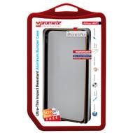Promate 'Alloy-i6P' Ultra-Thin Impact Resistant Aluminum Bumper Case for iPhone 6P/6SP - Black