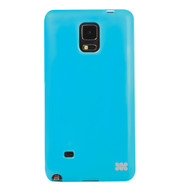 Promate 'FlexSnap-N4' 2-in-1 Flexible Snap-On Protective Case for Note4 - Blue