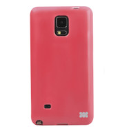 Promate 'FlexSnap-N4' 2-in-1 Flexible Snap-On Protective Case for Note4 - Pink