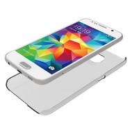 Promate 'Frost-S6' Premium Ultra-Slim Matte Finish Case for Galaxy S6 w/Screen Protector - White