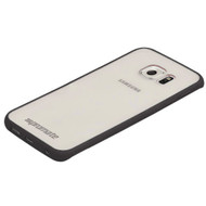 Promate 'Amos' Premium Impact-Resistant Snap-on Shell Case For Samsung Galaxy S6 Edge - Black