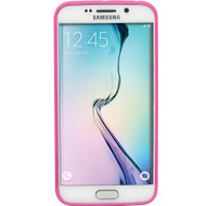 Promate 'Amos' Premium Impact-Resistant Snap-on Shell Case For Samsung Galaxy S6 Edge - Pink