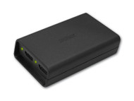 Sunix DisplayPort to Dual HDMI Graphics Splitter - Connect 1 DP Output to 2 HDMI LCDs