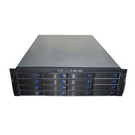 TGC-316 3U 16-bay Mini-SAS Hot-swap Rack Mountable Server Chassis - no PSU
