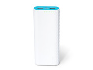 TP-LINK Ally Series 15,600mAh High Capacity Power Bank (LG Battery Cell), Dual Output