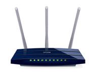 TP-LINK V3 450M Ultimate Wireless N Gigabit Router,3 Detachable Antennas,802.11n/g/b,4x Gigabit, USB