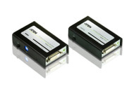 Aten VanCryst DVI Dual-Link Over Cat5 Video Extender with Audio