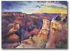 Grand Canyon Watercolor by DottyReiman