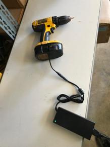 use AC adapter to drive Dewalt DC720 DW959 DC970 DC969 DW759 18V   Cordless Drill Driver