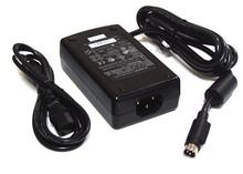 Mini 4-Pin AC Adapter For EDAC EDACPOWER ELEC EA1050C-120 Power Supply PSU +Cord