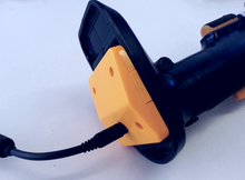 use EX-One Converter to use ac adapter fit RYOBI P100 P200 P2000 P2002