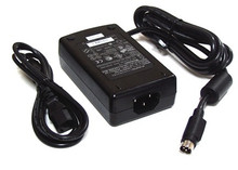 4-Pin DIN AC Adapter For JDSU TBERD T-BERD 6000 QUAD Wavelength OTDR