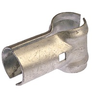 Fence End Clamps Chain link
