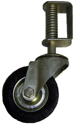 "6"" Swivel Spring Gate Support Wheel"