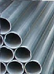 "Galvanized Pipe 2"" OD, 40 WT Chain Link Pipe, Fence Pipe"