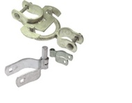Self-Closing Gravity Hinge Chain link Fence Gate parts