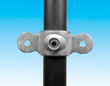 Handrail fitting - Double Swivel Socket Male - HR 38