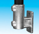 Handrail fitting - Offset Railing Flange - HR 14