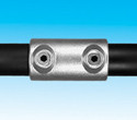 Handrail fitting - Straight Coupling - HR 8