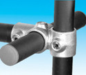 Handrail fitting - Tee and Offset Cross Combination - HR 30