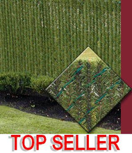 Hedge Slats Fence Privacy - Chain Link Fence - Price / 5ft bag