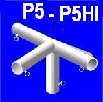 P5 , P5HI , P5Side, P6E, Peak Center Down, Canopy Parts , Canopy Fittings