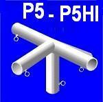 P5 , P5HI , P5Side, P6E, Peak Center Down, Canopy Parts , Canopy Fittings