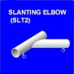 STL2 Slanting Elbow, canopy Parts & Fittings