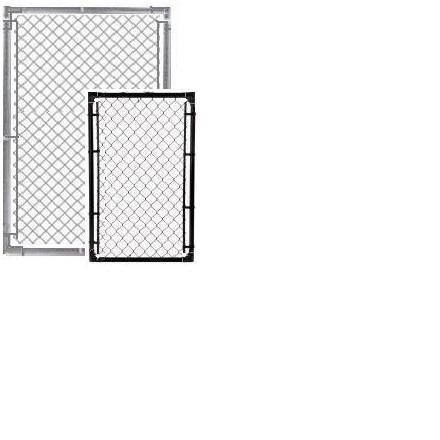 Drive-Thru Galvanized Steel GATE 1-3//8 Galvanized GATE 2 Panel