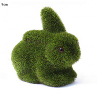 Moss Rabbit  Green
