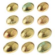 Antique Gold Eggs