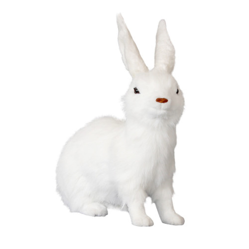 Miffy our Lifelike White Rabbit
