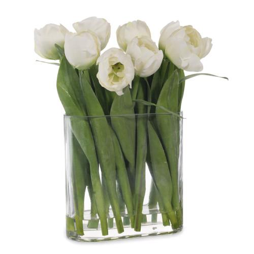 White Tulips for Easter