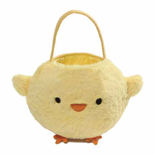 Easter Baby Chick Basket