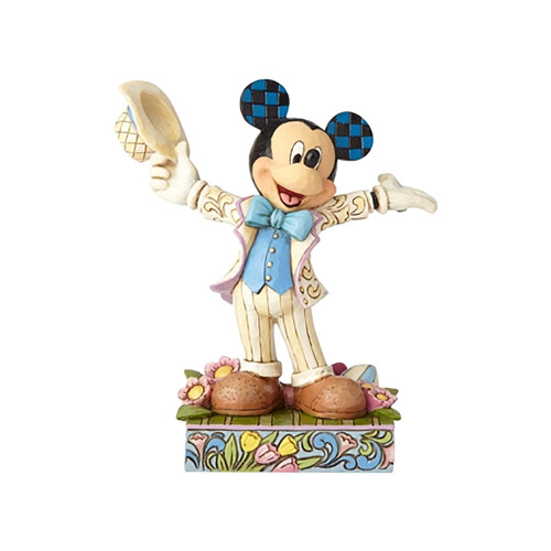 Jim Shore Easter Mickey Figurine