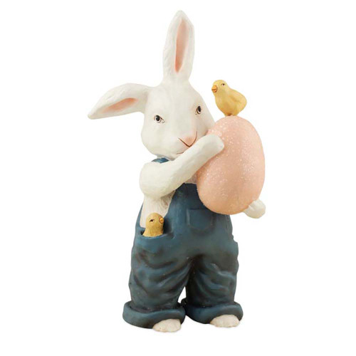 Bethany Lowe Buster Bunny w Egg