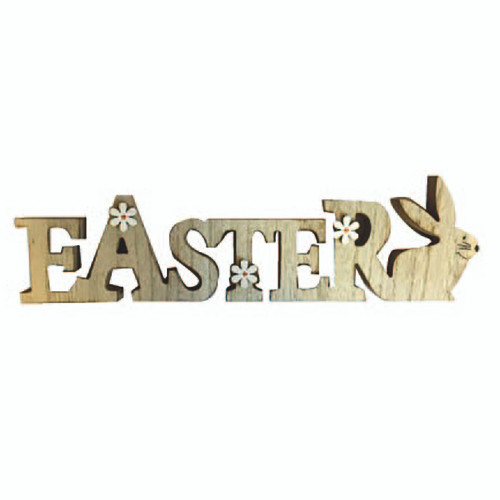 Easter wooden Sign