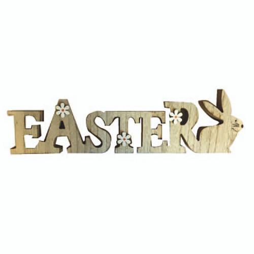 Easter wooden Sign