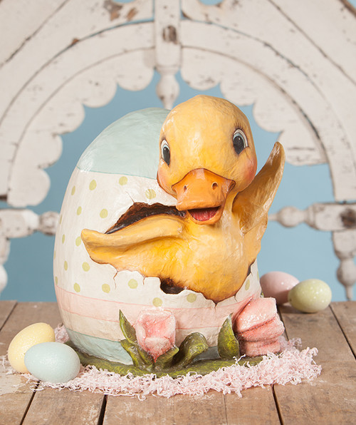 Ducky in his Easter Egg