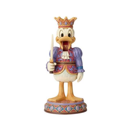 Jim Shore Donald Duck Nutcracker Statue