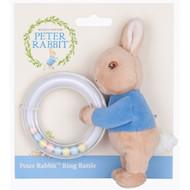Peter Rabbit Ring Rattle