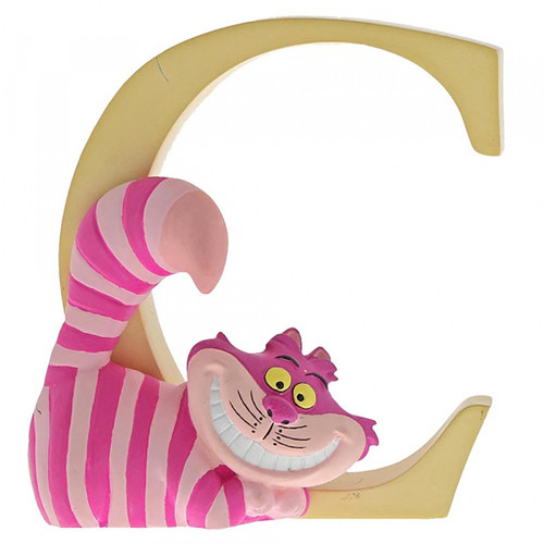 Disney Letter C Cheshire Cat