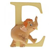 Disney Letter E - Baby Elephant from Dumbo  - 7cm