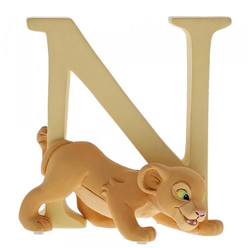Disney Letter N  Nala