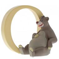 Disney Letter O Baloo