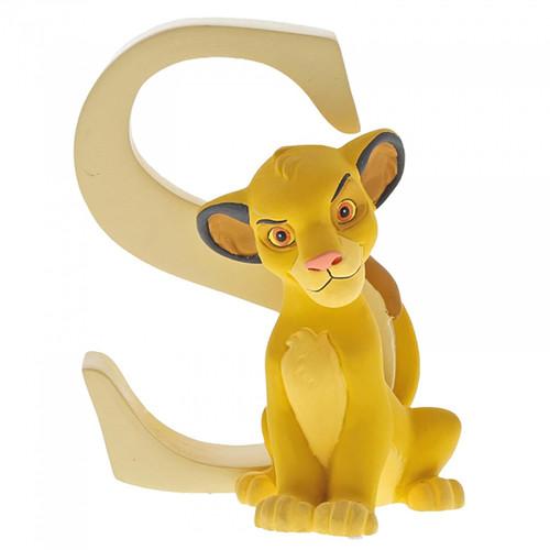 Disney Letter S Simba