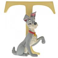 Disney Letter T Tramp